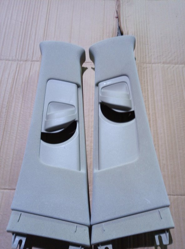 Накладка на стойку кузова Toyota Camry ACV30 2AZ верхняя (б/у)