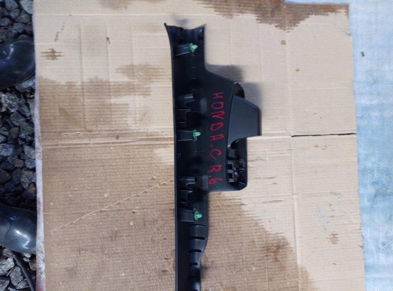 Накладка на порог салона Honda Accord CR6 LFA-M передняя (б/у)