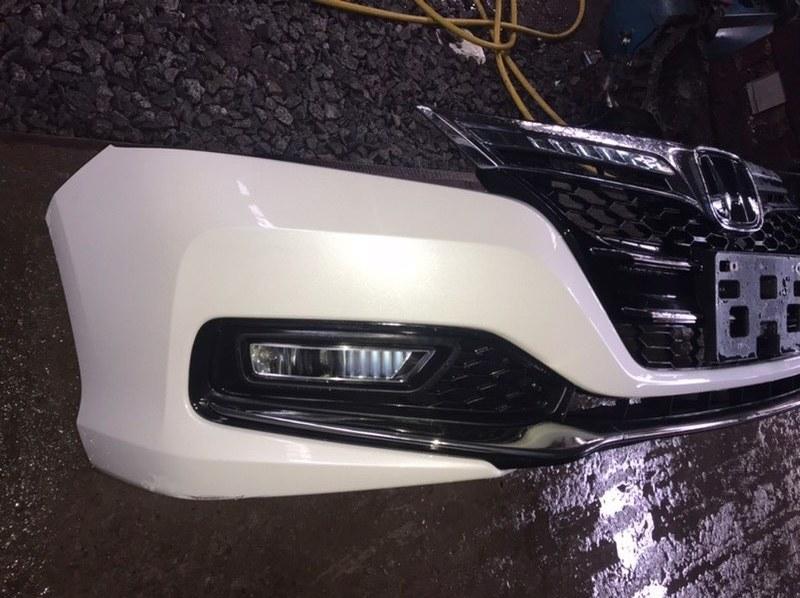 Бампер Honda Accord CR6 LFA-M передний (б/у)