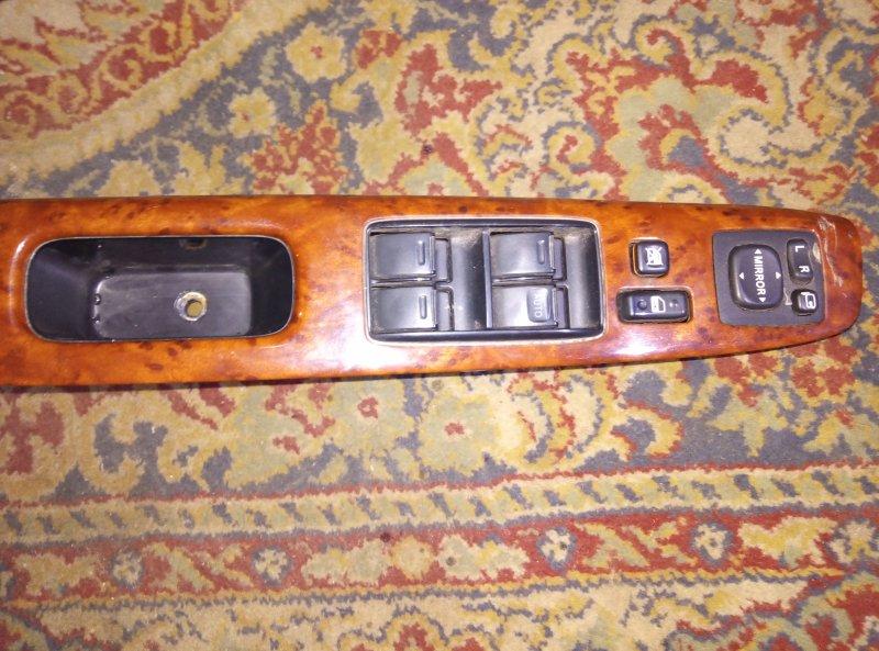 Пульт стеклоподъемника Toyota Camry ACV30 2AZ передний правый (б/у)