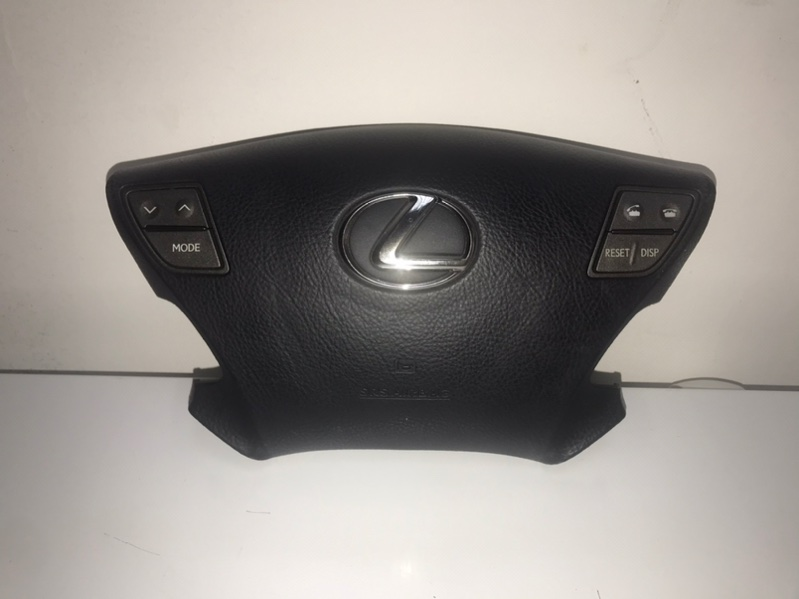 Airbag водительский Lexus Ls600H UVF45 2UR-FSE (б/у)