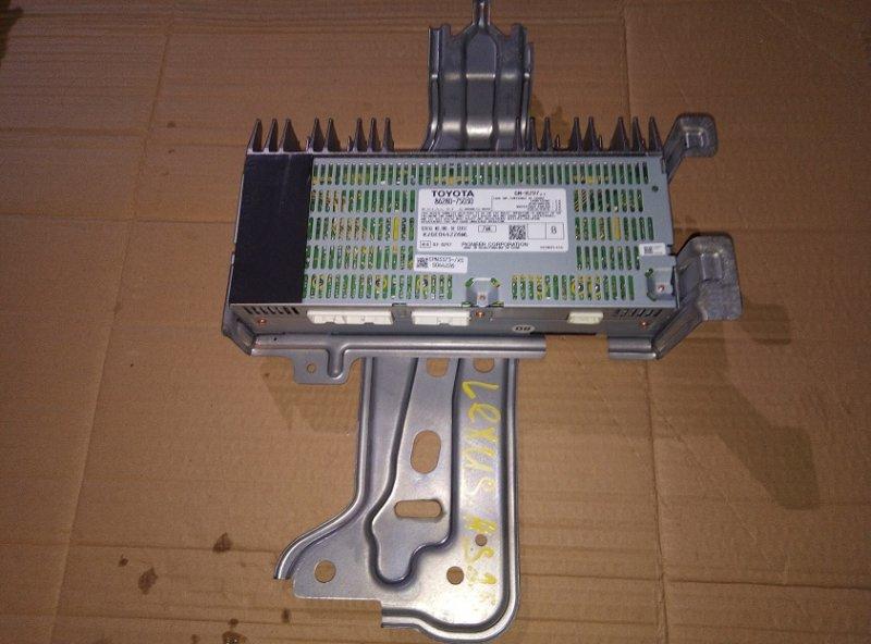 Усилитель магнитофона Lexus Hs250H ANF10 2AZ-FXE 2011 (б/у)