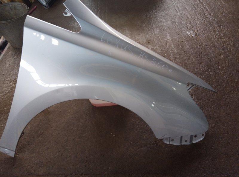 Крыло Lexus Hs250H ANF10 2AZ-FXE 2011 переднее правое (б/у)