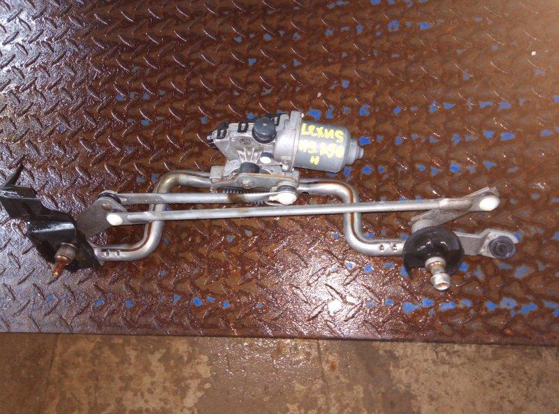 Мотор дворников Lexus Hs250H ANF10 2AZ-FXE 2011 (б/у)