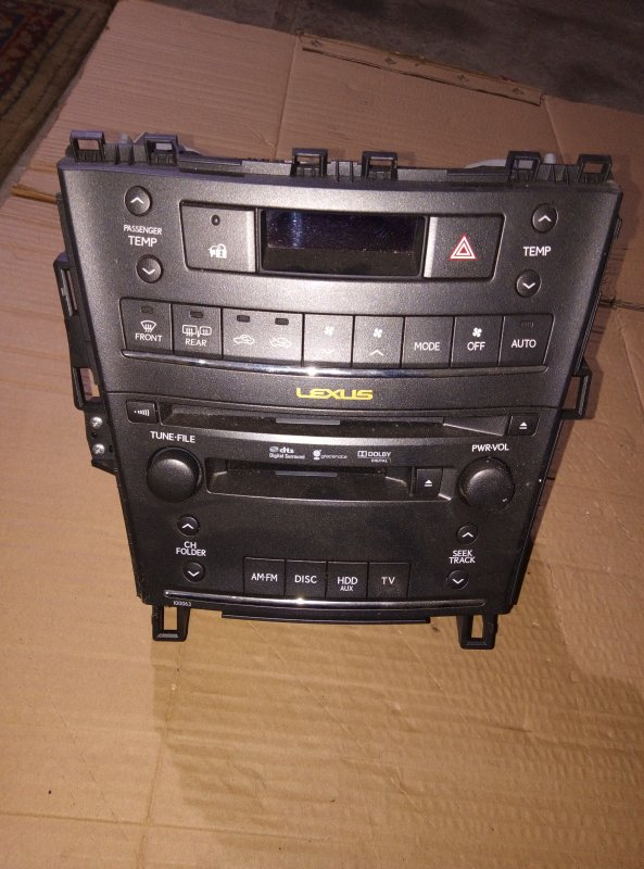 Магнитофон Lexus Hs250H ANF10 2AZ-FXE 2011 (б/у)