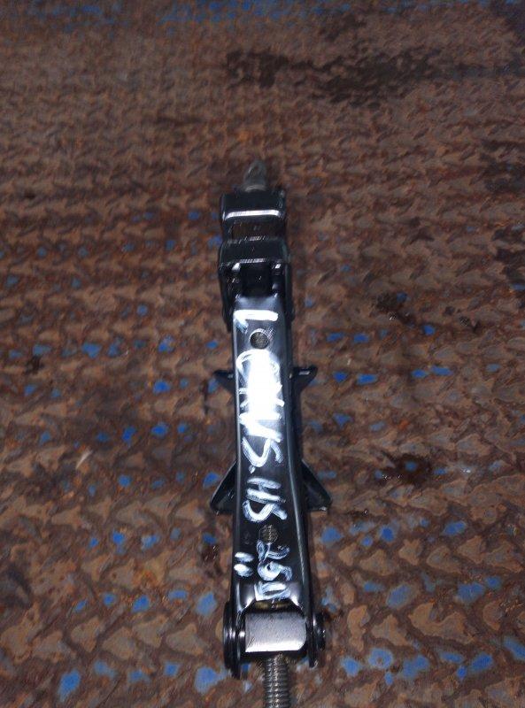Домкрат Lexus Hs250H ANF10 2AZ-FXE 2011 (б/у)