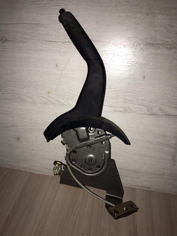 Ручка ручника Mitsubishi Rvr GA3W 4B10 (б/у)