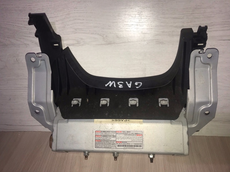 Airbag коленный Mitsubishi Rvr GA3W 4B10 (б/у)
