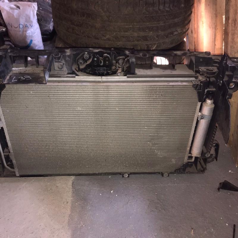 Радиатор основной Nissan Teana L33 QR25 2015 (б/у)
