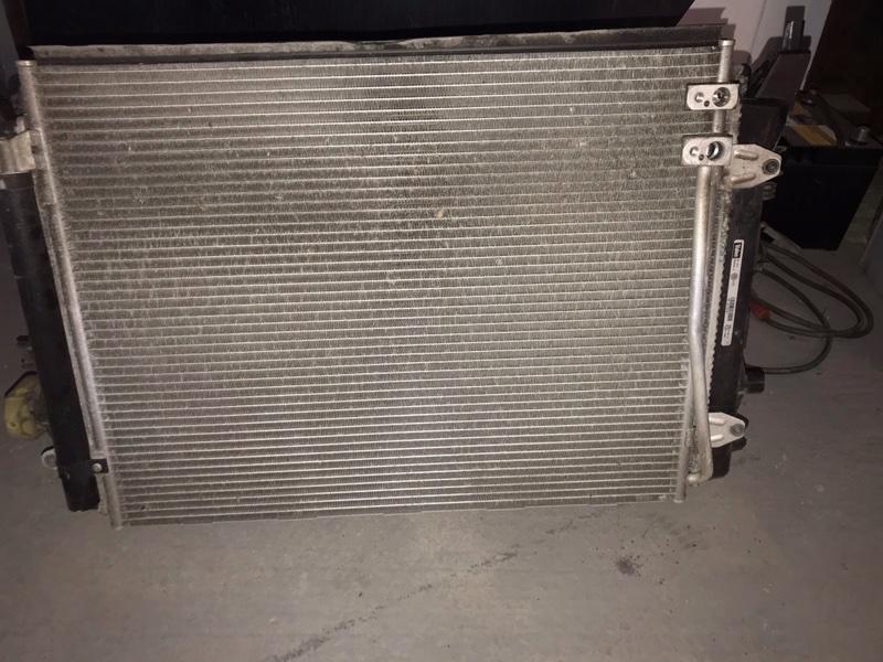 Радиатор основной Volkswagen Passat 3CZE B7 CAX 2014 (б/у)