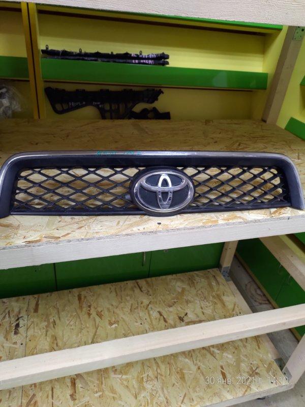 Решетка радиатора Toyota Rush J210E 3SZ (б/у)