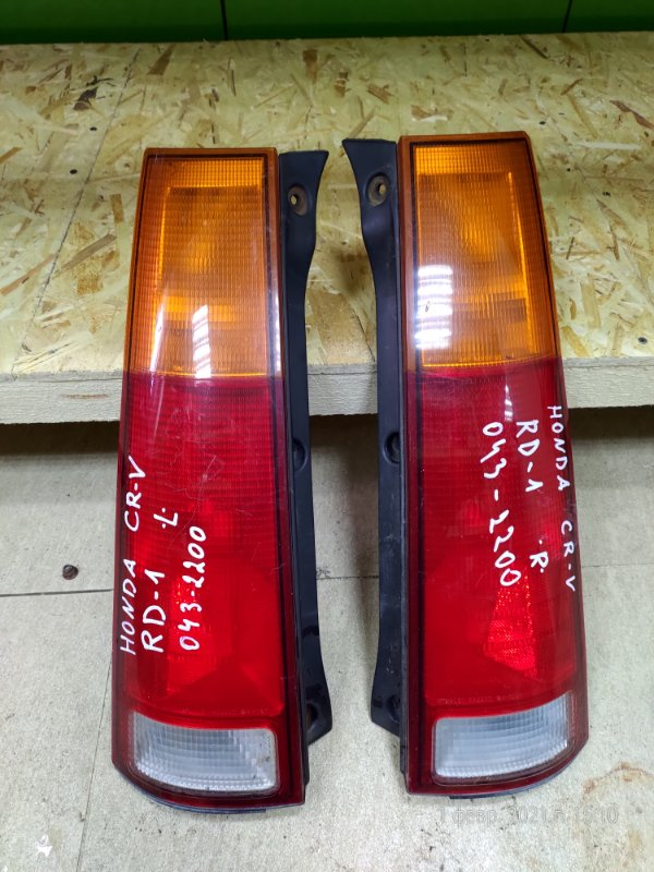 Стоп-сигнал Honda Crv RD1 левый (б/у)
