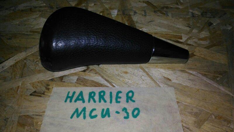 Ручка кпп Toyota Harrier MCU30 1MZ 2005 (б/у)
