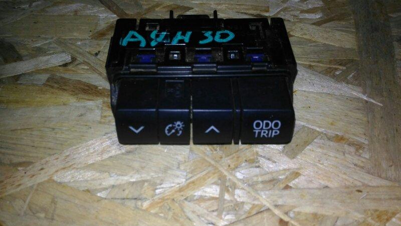 Стоп-сигнал Toyota Alphard AYH30 (б/у)