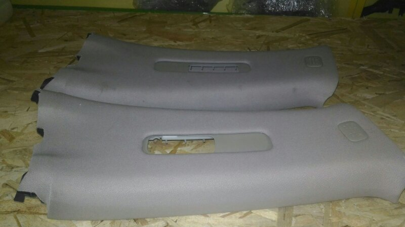 Накладка на стойку кузова Nissan Murano TZ51 QR25 правая верхняя (б/у)