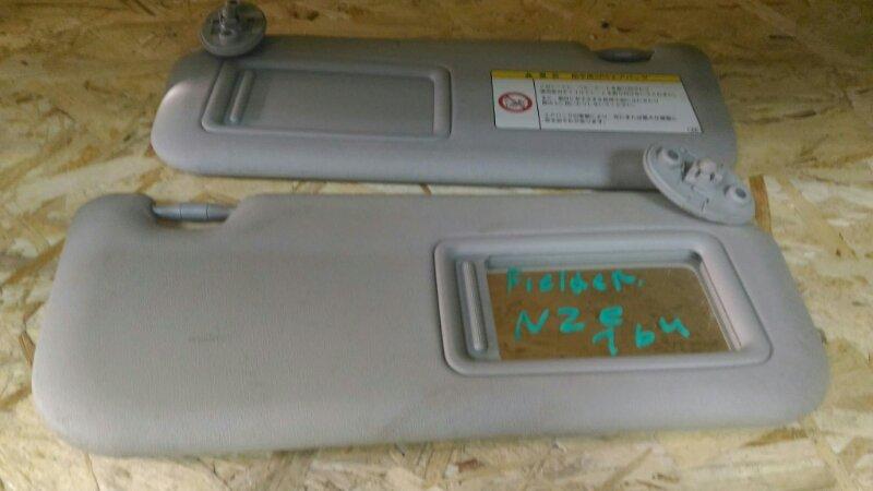 Козырек солнцезащитный Toyota Corolla Fielder NZE164 1NZ (б/у)