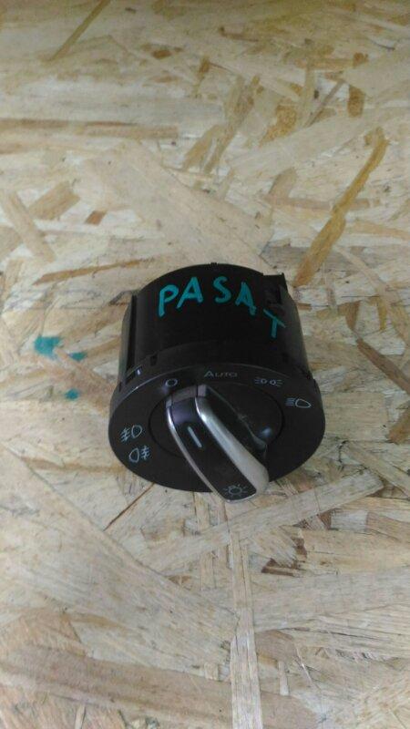 Пульт регулировки фар Volkswagen Passat 3CZE B7 CAX 2014 (б/у)