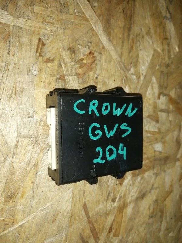 Блок управления дверьми Toyota Crown GWS204 2GR 2012 (б/у)