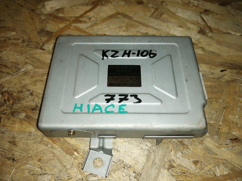 Блок управления дверьми Toyota Hiace KZH106 (б/у)