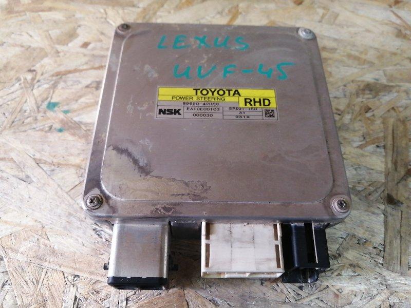 Блок управления рулевой рейкой Toyota Rav4 ACA31 2AZ (б/у)