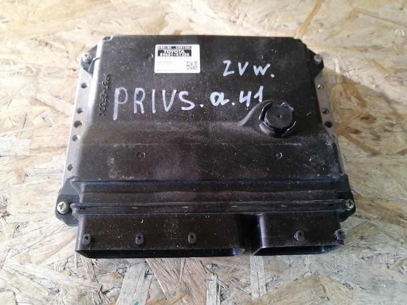 Блок управления efi Toyota Prius Alpha ZVW41 2ZR (б/у)