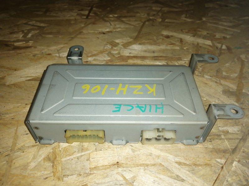 Блок управления дверьми Toyota Hiace KZH106 1KZ-TE (б/у)