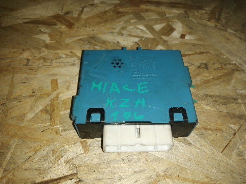 Блок управления люком Toyota Hiace KZH106 1KZ-TE (б/у)