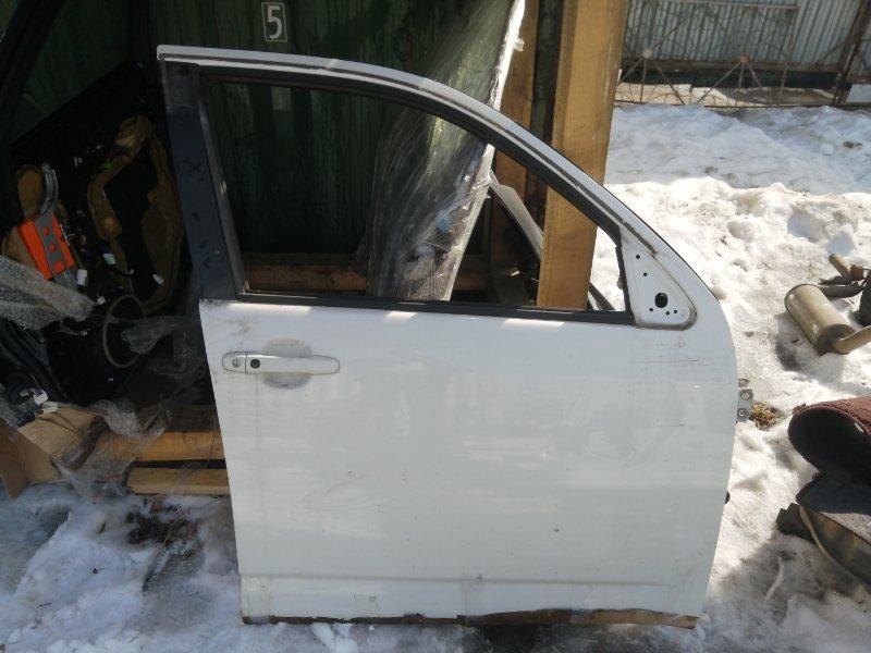 Дверь Toyota Rush J210E 3SZ передняя правая (б/у)