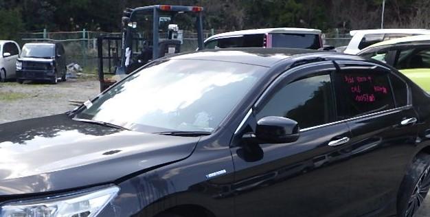 Стойка кузова Honda Accord CR6 LFA-MF8 2013 передняя левая (б/у)