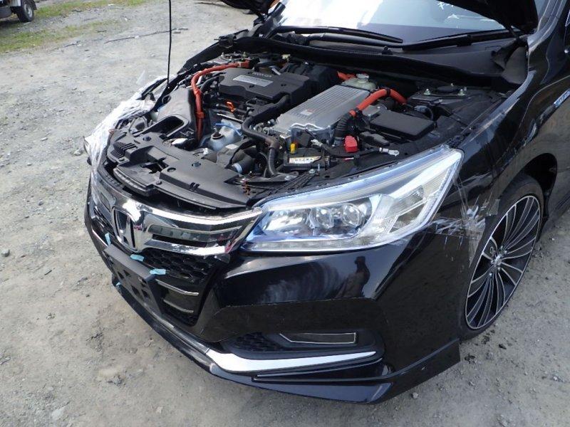 Лонжерон Honda Accord CR6 LFA-MF8 2013 левый (б/у)