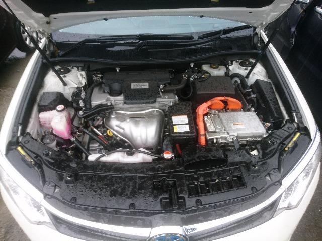 Двигатель Toyota Camry AVV50 2AR-2JM 2016 (б/у)