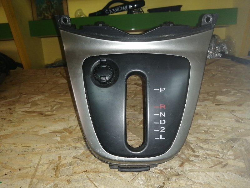 Консоль кпп Toyota Rush J210E 3SZ (б/у)