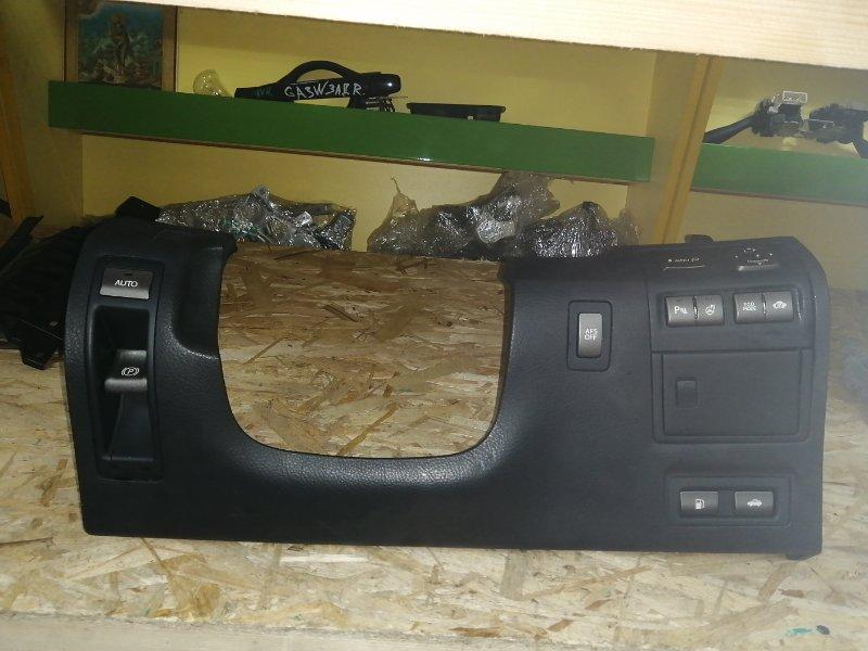 Пластик салона Lexus Hs250H ANF10 2AZ-FXE 2011 передний (б/у)