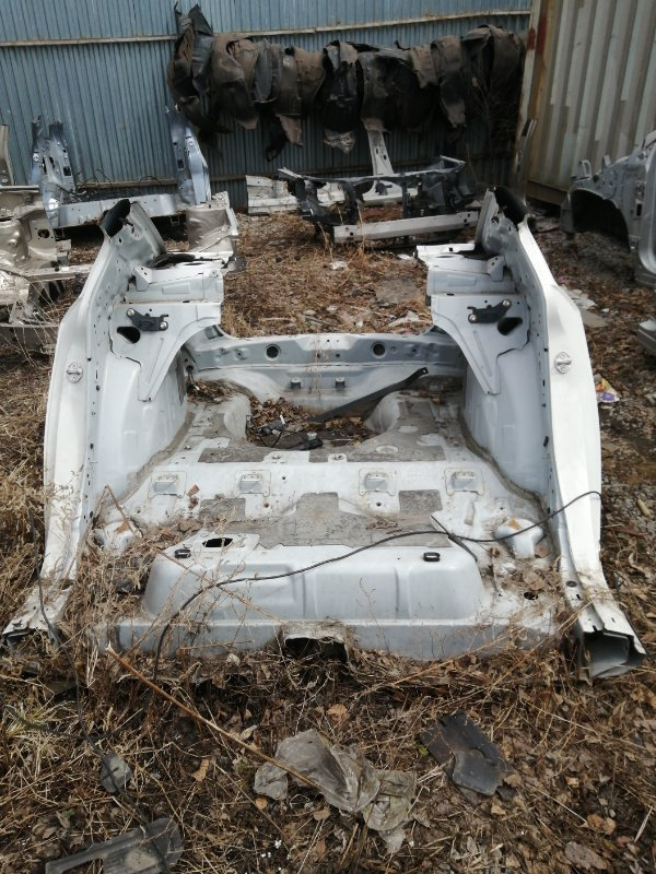 Тазик железный Mazda Axela BL5FP ZY (б/у)