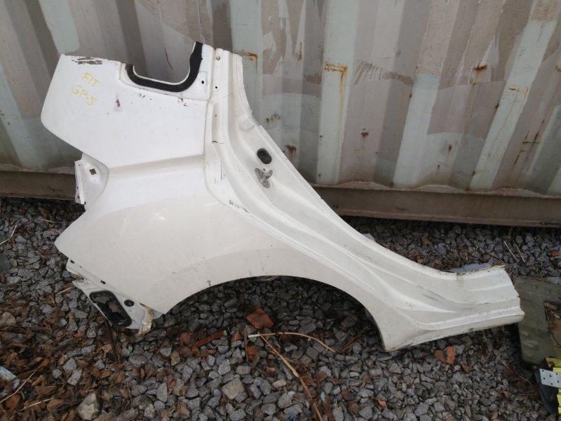 Крыло Honda Fit GP5 заднее правое (б/у)