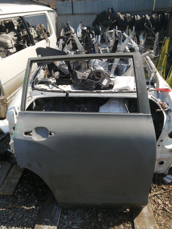 Дверь Toyota Highlander GSU40 задняя правая (б/у)