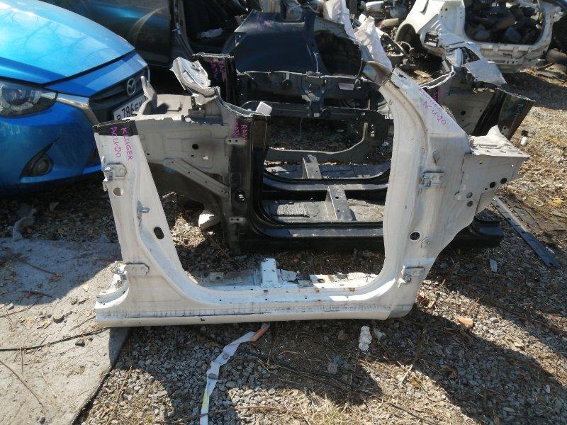Стойка кузова средняя Toyota Kluger ACU20 2AZ 2007 правая (б/у)