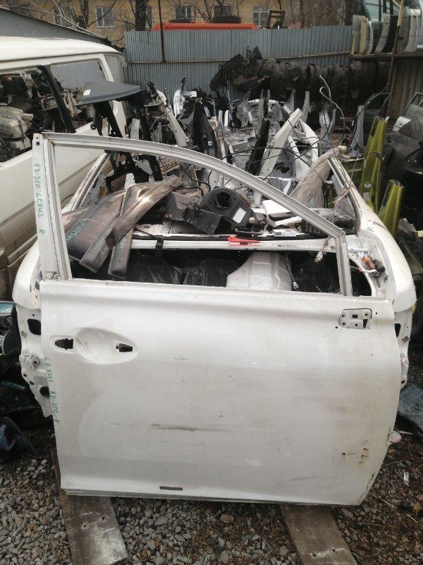 Дверь Lexus Rx350 2011 передняя правая (б/у)