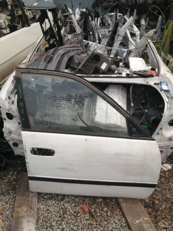 Дверь Toyota Corolla EE111 передняя правая (б/у)