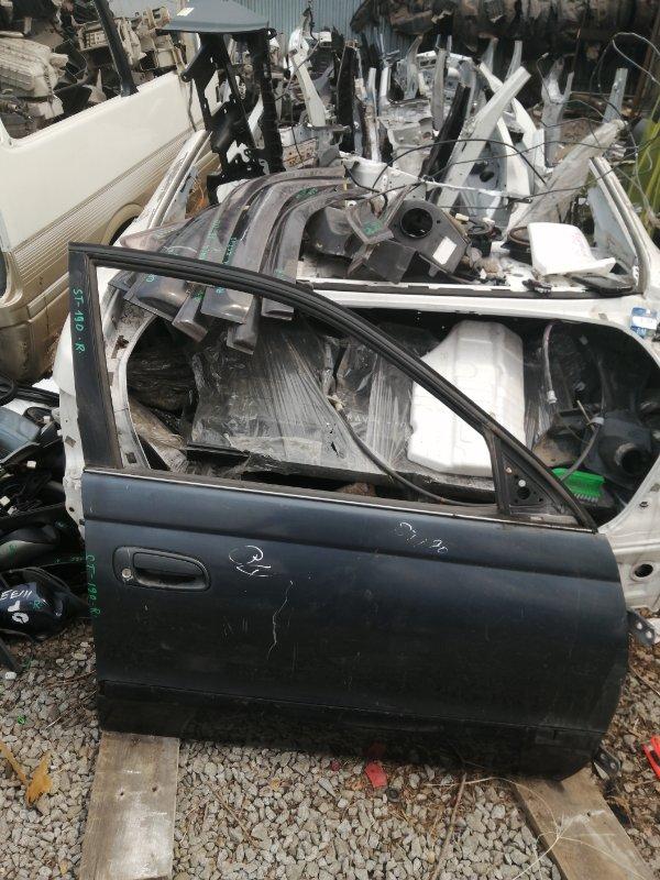 Дверь Toyota Caldina ST190 передняя правая (б/у)