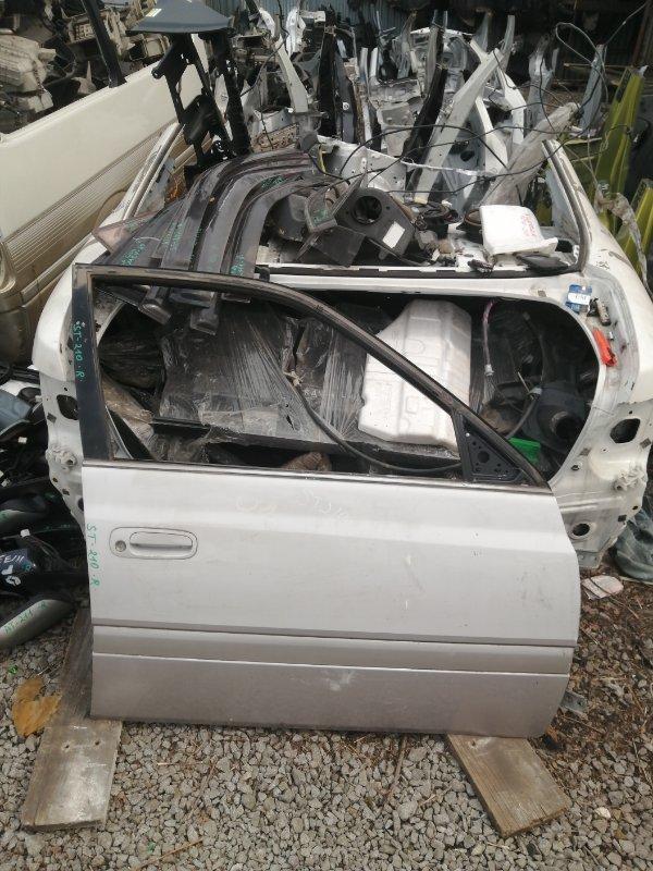 Дверь Toyota Corona Premio ST210 передняя правая (б/у)