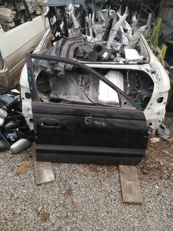 Дверь Toyota Caldina ST191 передняя правая (б/у)