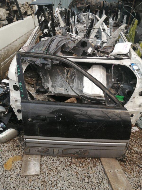 Дверь Toyota Carib AE115 передняя правая (б/у)