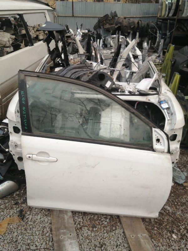 Дверь Toyota Allion NZT240 передняя правая (б/у)