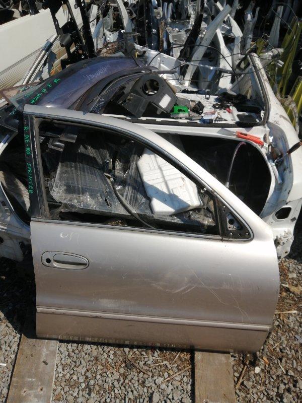 Дверь Toyota Sprinter AE100 передняя правая (б/у)