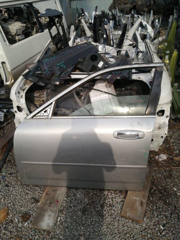 Дверь Nissan Skyline V35 передняя левая (б/у)