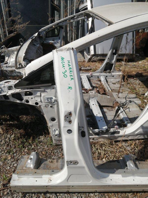 Стойка кузова средняя Toyota Harrier MCU30 правая (б/у)