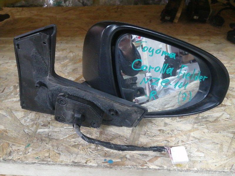 Уши Toyota Vitz NSP130 (б/у)