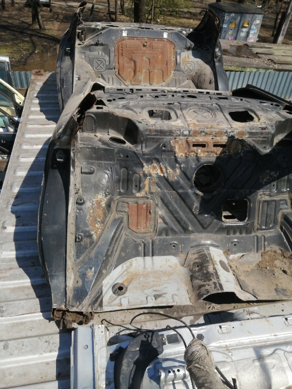 Крыло Toyota Mark Ii JZX90 заднее правое (б/у)