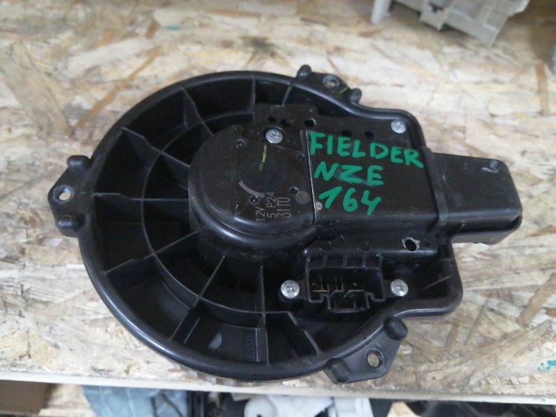 Мотор печки Toyota Corolla Fielder NZE164 1NZ (б/у)